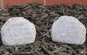 memorial rocks memorial plaques from smith garden center wholesale provider of