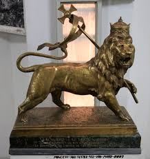 lion of judah statue january 18 2015 the wolff chronicles