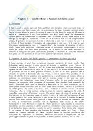 dispense diritto penale esame diritto penale prof sicurella libro consigliato manuale