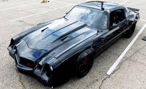 sinister 1979 chevy camaro z28 custom cars