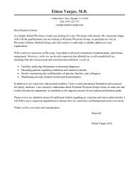 Physician Cover Letter Exles best doctor cover letter exles livecareer
