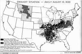 The Response to the Great Drought of 1930
