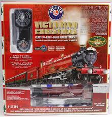 lionel o 6 81280 victorian christmas 4 6 0 lionchief remote set