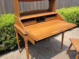 What Is A Secretary Desk by Gorgeous Solid Wood Drop Front Secretary Desk Houston Furniture