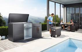 Garden Storage Containers Plastic Outdoor Winsome Garden Storage Sheds Steel Reinforced Outdoor