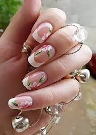 9 simple flower nail art designs for beginners styles at life