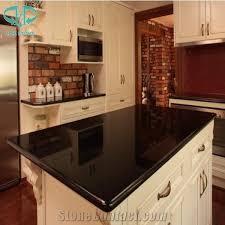 black granite kitchen island absolute black granite countertops black granite