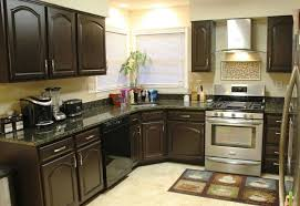 painting wood kitchen cabinets ideas brown paint kitchen brown color wood kitchen room cabinets