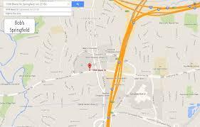 Potomac Mills Mall Map Bob U0027s Or Long John Silver U0027s Slug Line