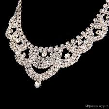 new necklace images 2018 2015 bridal necklace earring sets chain new piece of high jpg