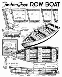 free small wooden boat building plans plans diy boat trailer plans