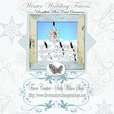 74 best wedding favors images on winter