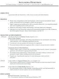 retail sample resume retail sales associate resume sample sample