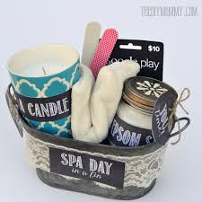spa gift basket ideas diy gifts for 20 heartfelt gifts spa basket ideas