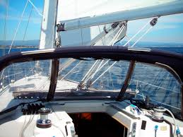 Sailboat Awning Sunshade Buying Guide To Roller Furling Systems For Your Sailboat West Marine