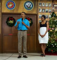 Obama Hawaii by Michelle Obama Returns From Hawaii Holiday In Same Target Dress