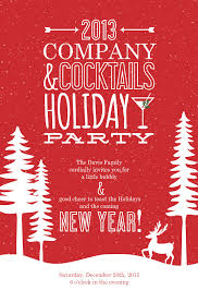 holiday party invitation holiday party invitations to make new