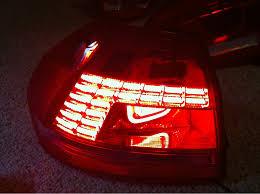 2011 vw cc led tail lights chinese passat led tail light retrofit tdiclub forums