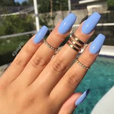 pink purple and blue nails sbbb info