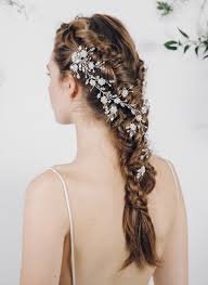 wedding hair accessories uk enchanting ethereal bridal headpieces by debbie carlisle secret