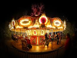 Zoo Lights Phoenix Phoenix Zoo Lights Carousel Merry Go Round I Took This Nig U2026 Flickr