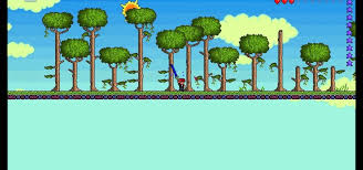 how to create a self sustaining tree farm in terraria pc