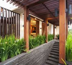 tropical balinese modern house lglimitlessdesign contest lanai bali house