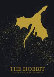 18 minimalist the lord of the rings u0026 the hobbit posters the