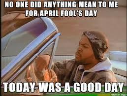 April Fools Day Meme - i regret it every april fools day meme guy