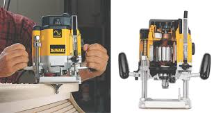 Fine Woodworking Dewalt Router Review by Dewalt Dw625 3 Horsepower Variable Speed Electronic Plunge Router