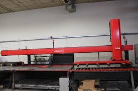 machine for sale amada laser lc2415 alpha iii 2kw laser