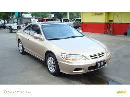 2002 honda accord v6 coupe 2002 honda accord ex v6 coupe in naples gold metallic 023331