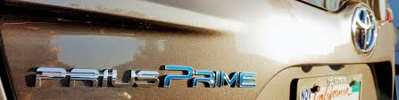 sales of toyota the toyota prius prime hints at the electric future of toyota