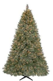 enchanted forest 7 5 prelit fennimore pine artificial