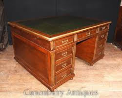 Schreibtisch Walnuss Canonbury Antiquitäten London Großbritannien Kunst Und Möbelhändler