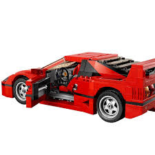 ferrari hatchback coupe lego 10248 creator ferrari f40 amazon co uk toys u0026 games