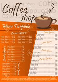 100 drink menu template training manual template