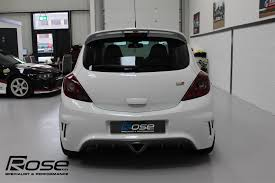 used 2009 vauxhall corsa vxr vxr arctic edition for sale in bucks