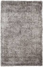 Grey Shaggy Rugs Plush Pile Grey Shag Rug New Orleans Collection Safavieh