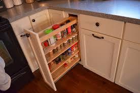 Kitchen Cabinet Rack Kitchen Cabinet Spice Rack Organizer Home Decoration Ideas