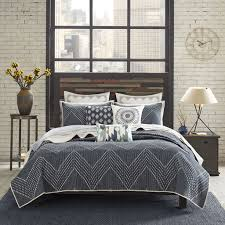 Jcpenney Quilted Bedspreads Amazon Com Ink Ivy Ii13 564 Pomona 3 Piece Coverlet Mini Set