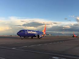 southwest flight sale the 737 max era begins at southwest airlines but with a u201cspoiler