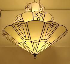 Ceiling Art Lights by Special Art Deco Light Fixtures Home Lighting Insight