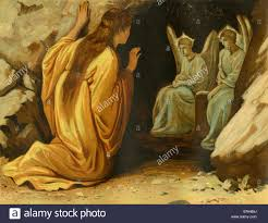 mary magdalene mary of magdala being informed of christ u0027s stock