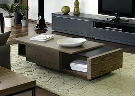Wood Coffee Table With Storage Wood Modern Coffee Table Coffee Table Coffee Table Design And