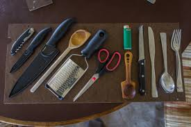 diy tailgate table utensil tool organizer jpfreek adventure magazine