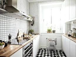 carrelage cuisine damier noir et blanc carrelage damier noir et blanc cuisine 1 cuisine avec