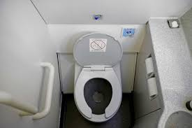How Many Times Should You Go To The Bathroom Airplane Travel Things To Never Do On A Plane Reader U0027s Digest