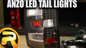 2008 chevy silverado led tail lights how to install anzo led tail lights on a chevrolet silverado youtube