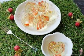 Osmanthus Flower Jelly With Wolfberries Bear Food